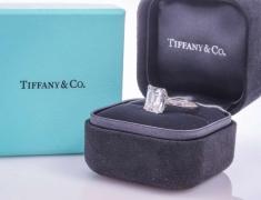 3+ Carat Tiffany Diamond Ring