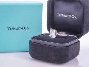 26fa4daeb Wichita Jewelry Buyer is the best place to sell a Tiffany & Co. ring in  Wichita, KS. Our Wichita customers sell us their previously-owned Tiffany  diamond ...